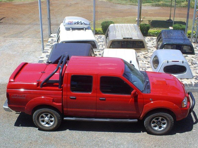 Tampão marítimo alto para Nissan frontier Cabine Dupla, tampão para Frontier