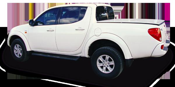 Tampão marítimo alto para Mitsubishi L200 Triton Cabine Dupla, tampão para L200 Triton