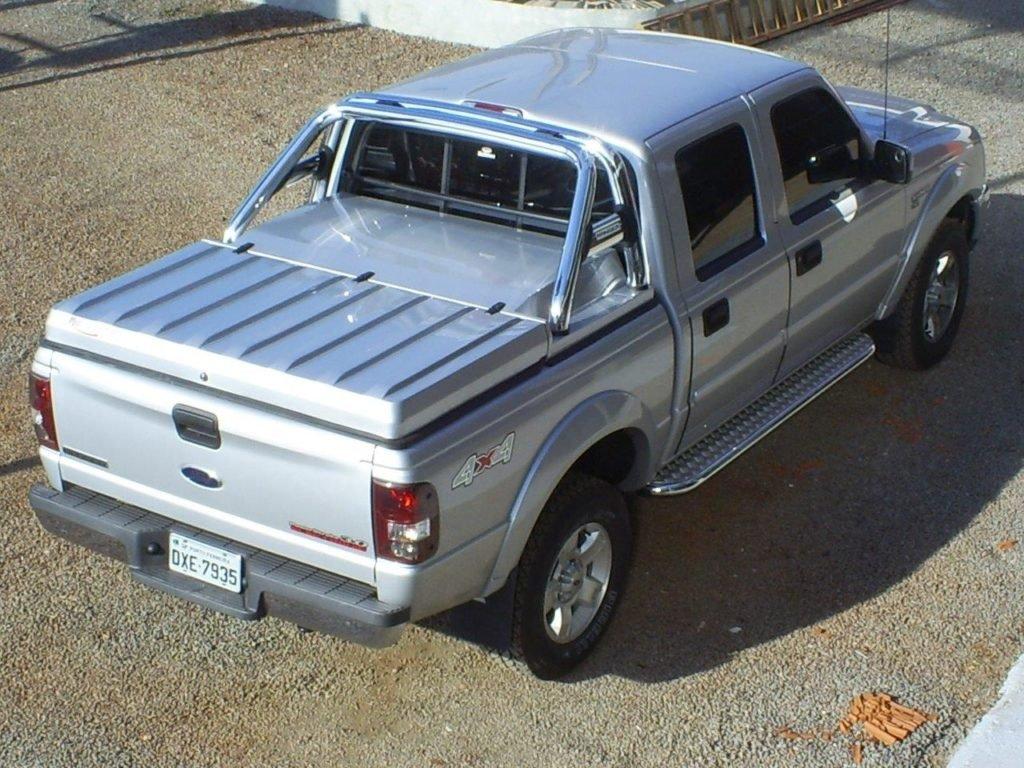 Tampão marítimo alto para Ford RangerCabine Dupla, tampão para Ranger Dupla